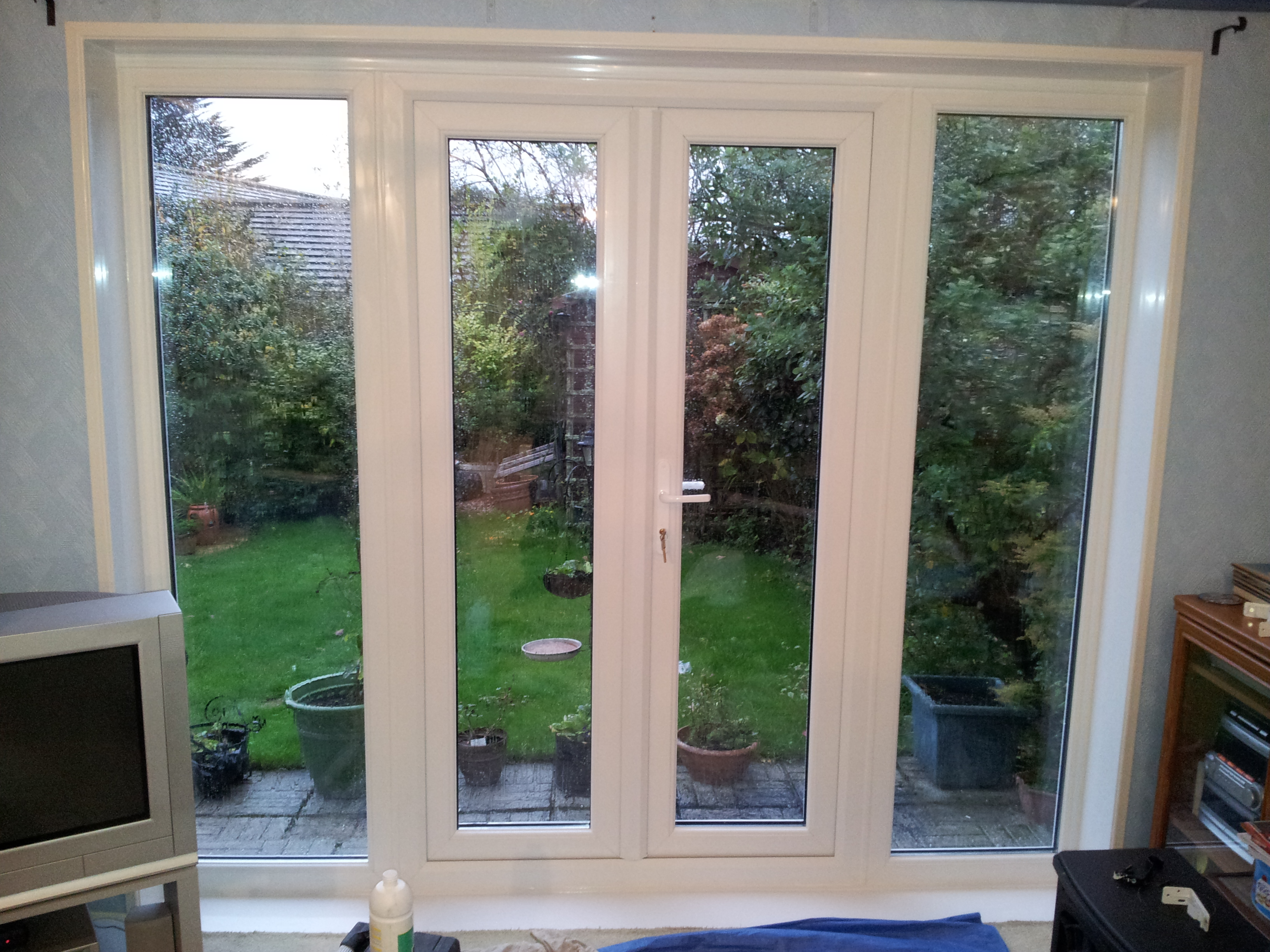 Window manufacturers in cornwall newquay plastic for 5 foot wide french patio doors