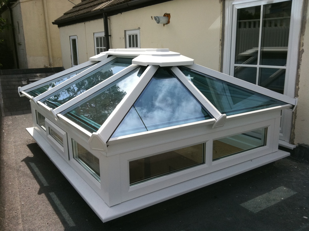 Glass Roof Lanterns Cornwall