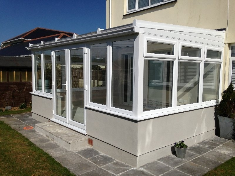 Large Lean To Conservatory 1