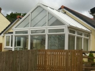 Gable Fronted Conservatory 1