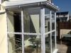 Lean To Porch With Full Height Windows 1