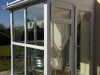 Lean To Porch With Full Height Windows 2