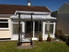 Polycarbonate Roof Lean To Conservatory With Panel Bottom 3