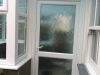 Lean To Glass Roof Conservatory With Retaining Wall 5