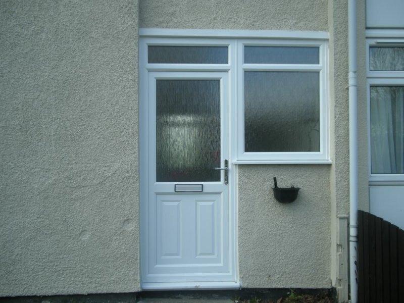 door-and-side-window
