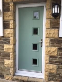 door green
