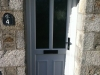 PVC Residential Door Cottage Style