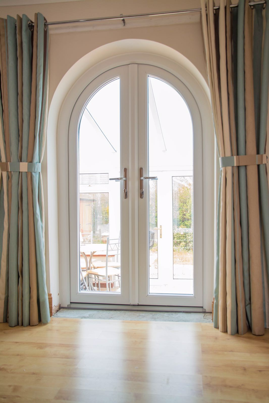 Gallery french and patio doors newquay plastics for French balcony doors