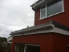 Fibreglass Flat Roof Porch 1