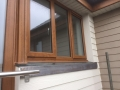 WINDOW AND CLADDING