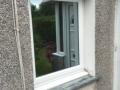mirroed window