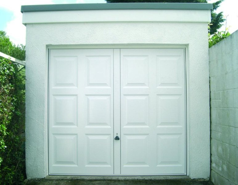 Gallery Garage Doors Newquay Plastics