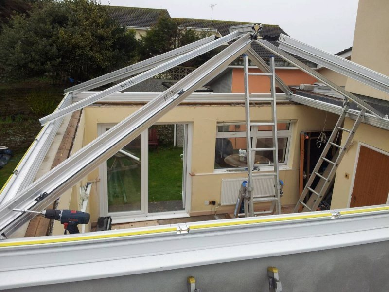 Gallery Glass Roofs Newquay Plastics